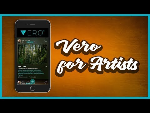 Is Vero Social Media Perfect for Artists?