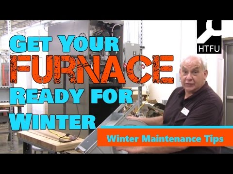 Furnace Maintenance: How to Check Furnaces for Winter Maintenance and Annual Furnace Check-Up Tips