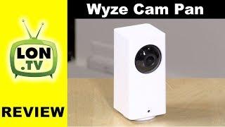 Wyze Cam Pan Review - $30 Pan, Tilt, Zoom (sorta) security camera