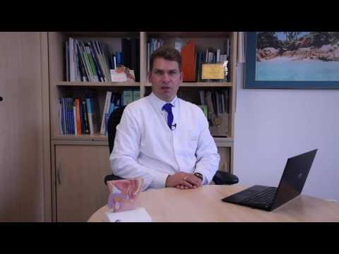 Fraktion 2 ASD-Anwendung mit Prostatitis