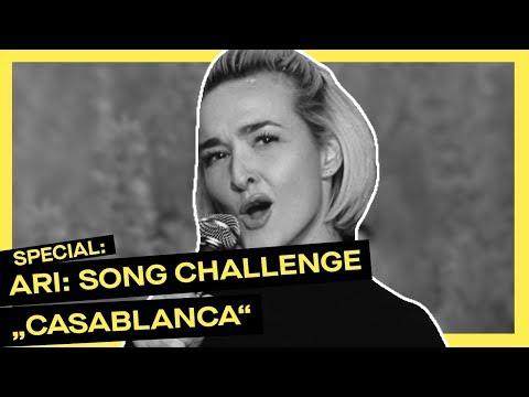 Ariane Alter – Casablanca (24 Stunden Popsong-Challenge) || PULS Musik