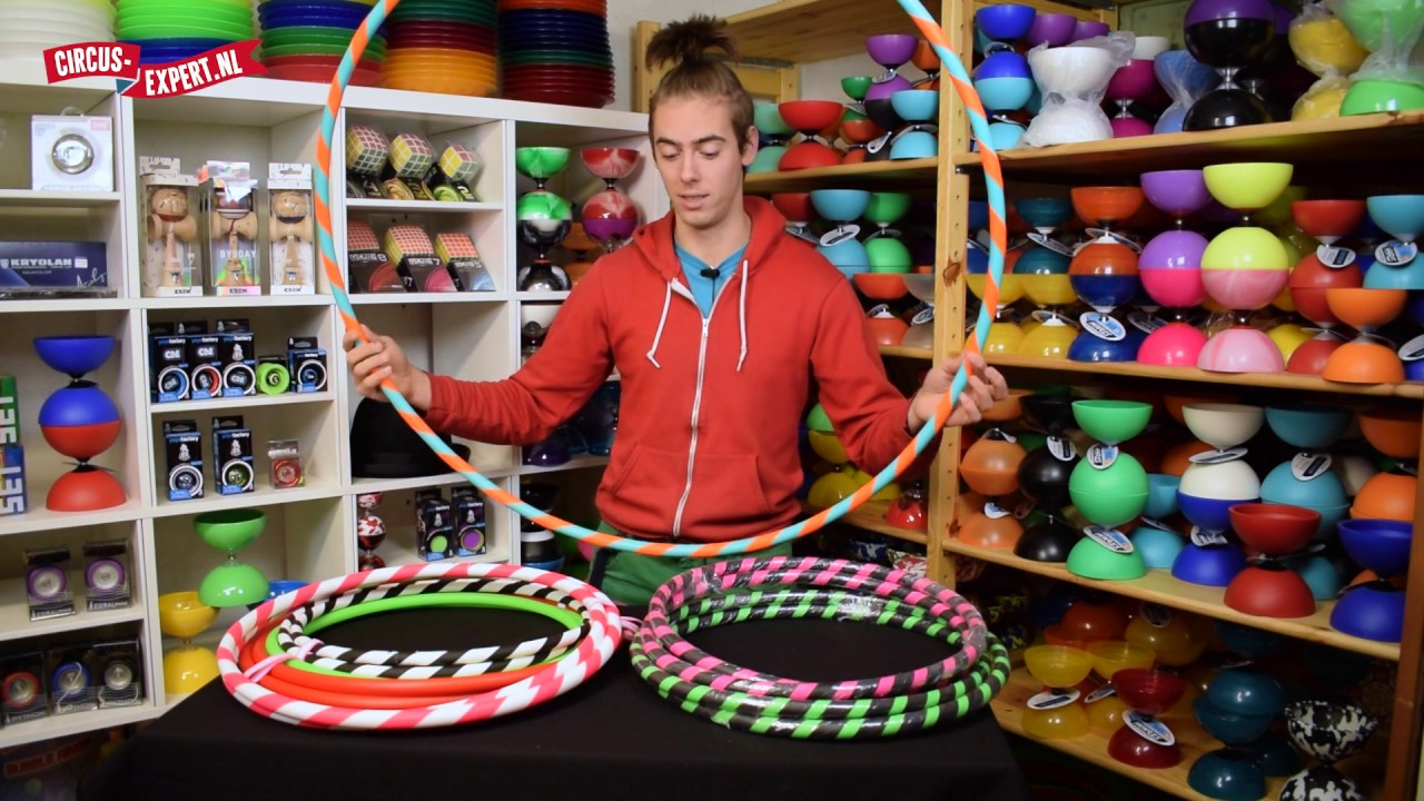 product video Amsterdam Hoops - 20 mm - 95 cm