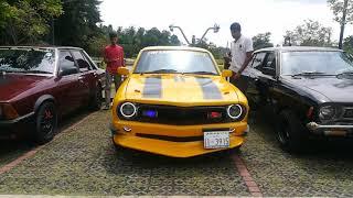 Classic car meetup - සියනෑ Classic Car Club
