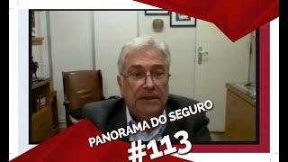 PANORAMA DO SEGURO ABORDA ECONOMIA COM CLÁUDIO CONTADOR