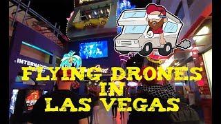 Flying Drones in Las Vegas