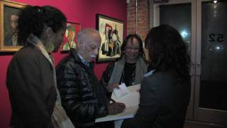Ed Clark Exhibit - N'Namdi Gallery