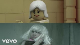 Sia - Chandelier (LEGO Stop-motion Comparison)