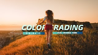 Tutorial Color Grading with VSCO X & Kinemaster pro || Android Video Editing tutorial