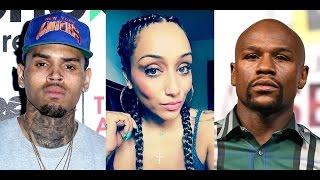 Floyd Mayweather Smashing Chris Brown's Baby Mama Nia Guzman