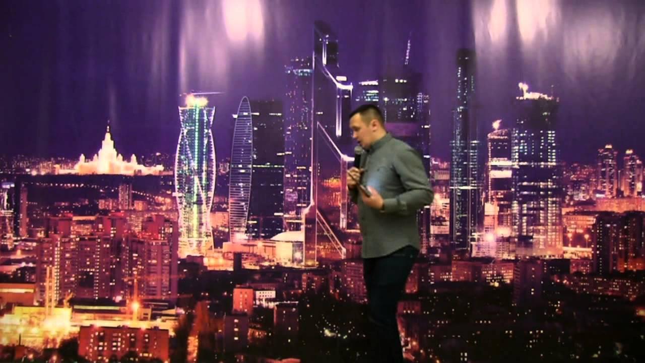 "Пастор Вадим. Тема: ""Встреча с Богом"" 03.04.2016"