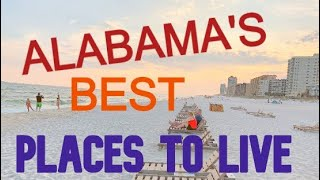 TOP 10 BEST PLACES TO LIVE IN ALABAMA
