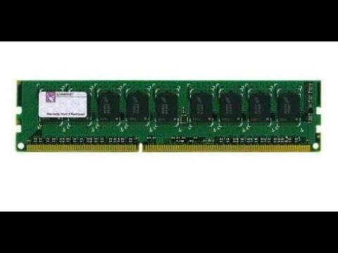 KCP316ED8/8 Kingston 8GB DDR3 ECC PC3-12800 1600Mhz 2Rx8 Memory