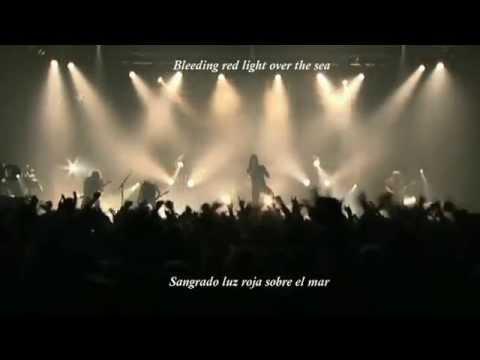 Sentenced  - Dead moon rising  [Lyrics y subtitulos español ] live