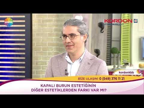 Can Ercan - Açık ve Kapalı Burun Estetiği Farkları - Show Tv Kendine İyi Bak