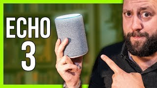 Amazon Echo 3rd Gen Review - The Upgrade We've Been Waiting For!