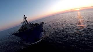 KRiFPV - Flying FPV ta Open Sea -Mediterranean Sea