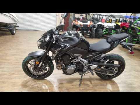 2017 Kawasaki Z900 ABS in Murrieta, California