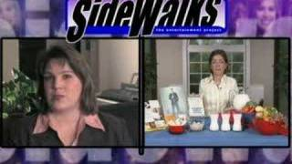Sidewalks TV: Cheryl Forberg Of The Biggest Loser (2006)