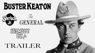 Trailer of Sherlock, Jr. (1924)