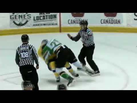 Justin Nachbaur vs. Jake Kustra
