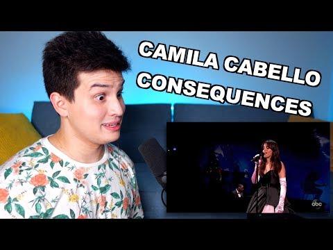 Vocal Coach Reacts to Camila Cabello - Consequences Live (AMAs)