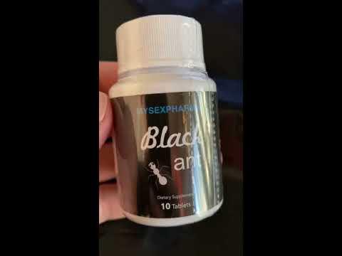 Видео на продукт Черна Мравка