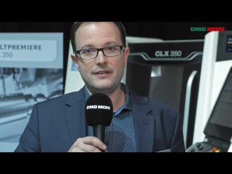 Universaldrehmaschine CLX 350