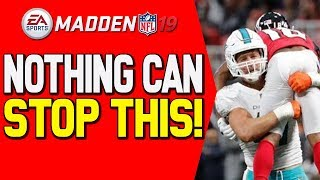 New Unstoppable Blitz!! Nothing Can Stop It!! Madden 19 Tips!