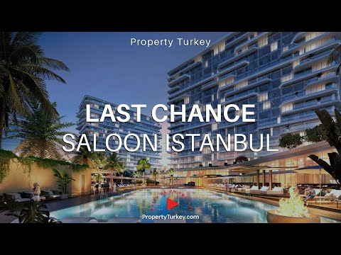 Last chance saloon seafront apartments in Istanbul