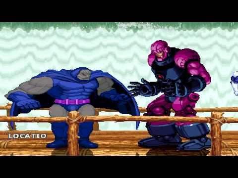 DC vs Marvel Blackest Night [ Darkseid vs Wolverine ]