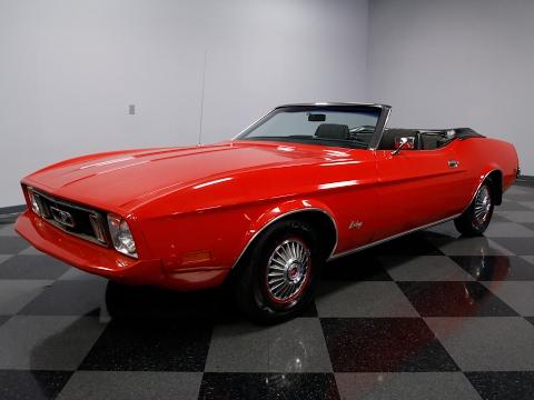 Video of '73 Mustang - MZGC