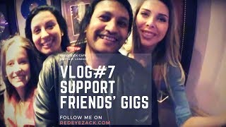 Vlog #7 - Hard Rock Cafe (Mayfair, London)