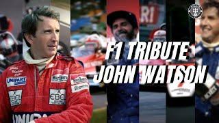 F1 Tribute John Watson