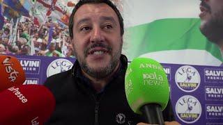 Riace, Salvini: