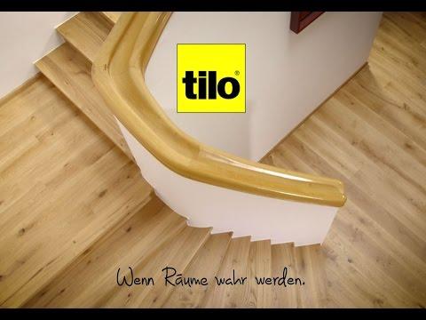 Treppenrenovierung mit tilo-Stufenkantenprofilen