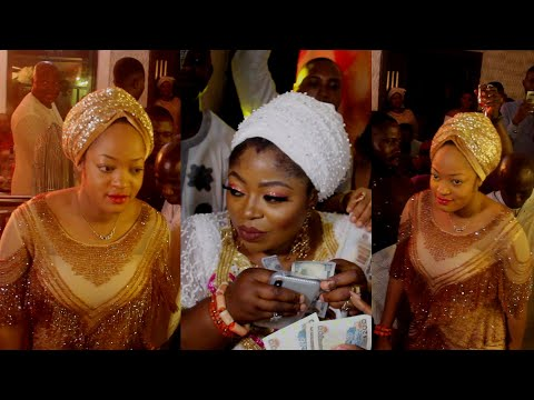 OLORI OONI OF IFE STEPS OUT IN OUTFIT WORTH MILLIONS OF NAIRA TO HONOR TOYIN KOLADE'S BIRTHDAY