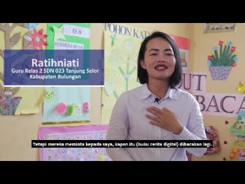Collaboration to Improve Student's Literacy in Early Grades in Kaltara Province