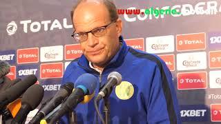 Coupe de la CAF : Les déclarations du match JSKabylie - Napsa Stars