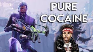 "Fortnite Montage - ""PURE COCAINE"""
