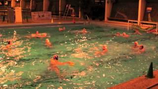 preview picture of video 'Waterpolo - SCMC Châtillon contre Dalmatia77 - 26 janvier 2013 - 2e partie'