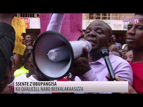 Abasuubuzi bekalakaasizza e Kampala lwa ssente z'obupangisa
