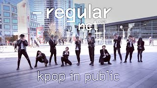 [KPOP IN PUBLIC - REGULAR (ENGLISH VER.) DANCE COVER] -- NCT 127 엔시티127 [YOURS TRULY COLLAB]