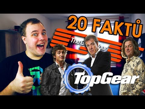 20 FAKTŮ - Top Gear / Grand Tour