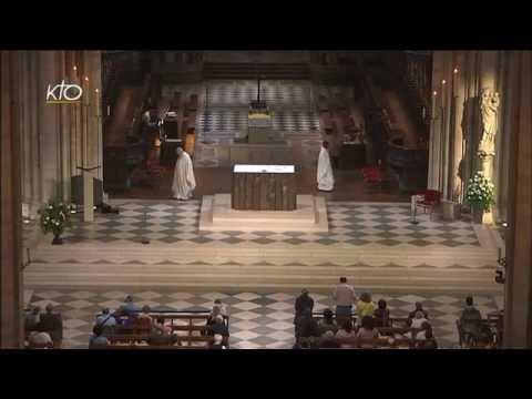 Messe du 10 juin 2016
