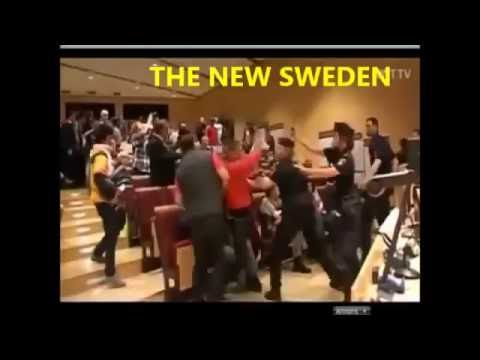 Old vs New Sweden - Death by Immigration