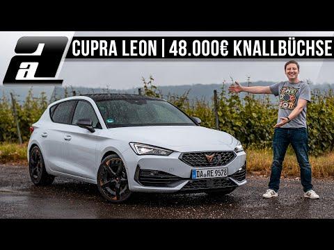 Der NEUE Cupra Leon (300PS, 370Nm) | SO baut man einen COOLEN Hot Hatch | REVIEW