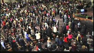 'Fill Me Up' Jesus Culture, Young Adult Choir (Holy Spirit Moved)