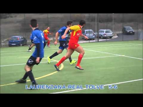 Preview video Video calcio a 5 Laurenzana-Real Tolve 5-6 Serie D girone B 1 giornata Laurenzana 14 novembre 2015