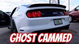 Deepest Mustang Exhaust Sound! Ghost Cam Tune - Lethal O/R Pipes
