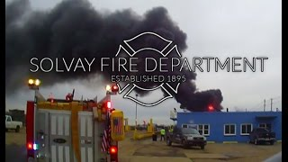 Solvay Fire 2016 Year In Review